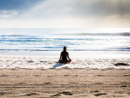 Why is the Ocean Therapeutic?