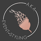 AKA Event Styling - TRANSPARENT BG-01 GR