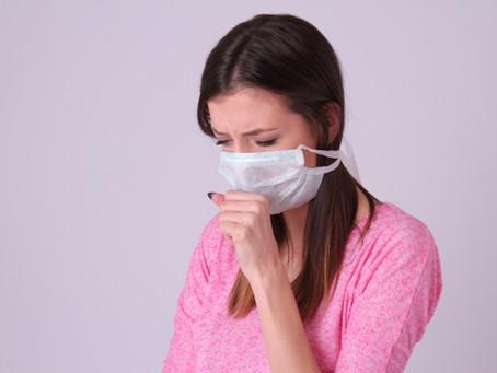 春に出やすい症状②  咳の特効ツボ