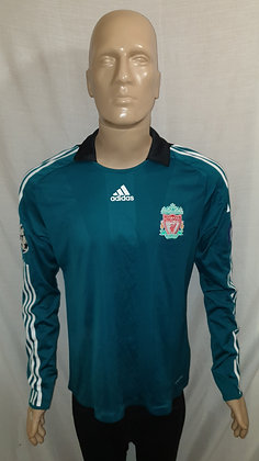 2008/09 Liverpool Long Sleeved 3rd Shirt (Formotion Version)