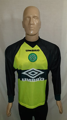 1997/98 Celtic Home Goalkeeper Shirt
