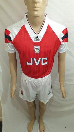 1992/93-1993/94 Arsenal Home Shirt and Shorts