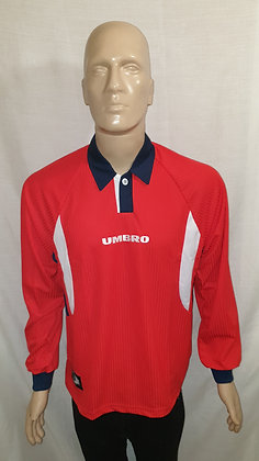1997-1998 Umbro Long Sleeved Shirt (Brand New with Tags)