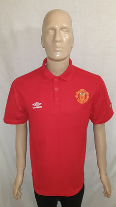 1995/96 Manchester United Polo Shirt