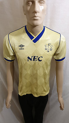1986/87-1987/88 Everton Away Shirt: Size 97-102cm 38/40inch