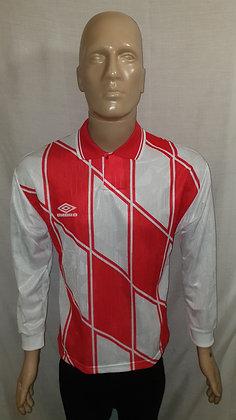 1992/93 Umbro Long Sleeved Shirt