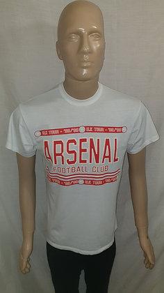 Arsenal U.K. Tour 1988 - 89 T-Shirt