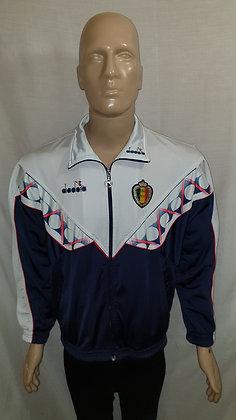1994-1995 Belgium Tracksuit Top