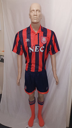 1992/93-1993/94 Everton Away Kit