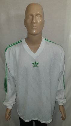 Adidas Long Sleeved Shirt: Size 46/48