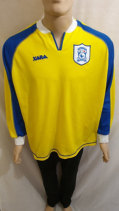 1998/99 Cardiff City Long Sleeved Away Shirt