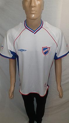 2003-2004 Club Nacional de Football Home Shirt