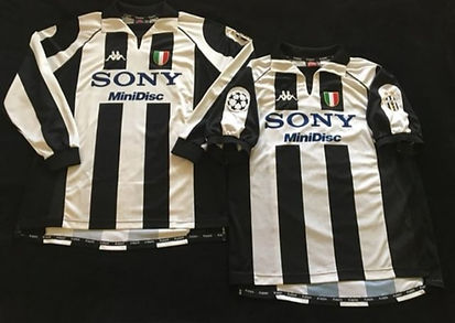 1997/98 Juventus Home Shirt