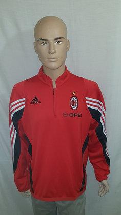 1998/99 A.C. Milan Training Top: Size 40/42