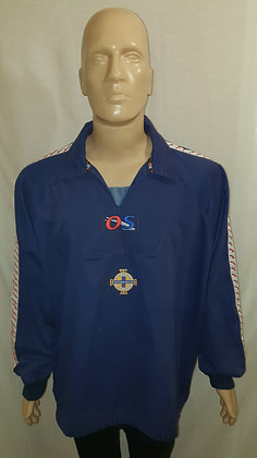 1998-1999 Northern Ireland Drill Top
