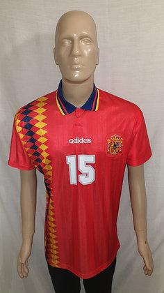 1994-1995 Spain Home Shirt (Adidas Originals)