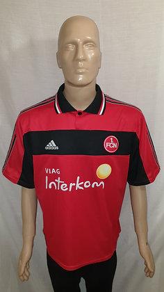 1999/00 1. FC Nürnberg Home Shirt