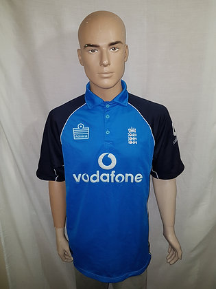 2000-2002 England One Day International Shirt