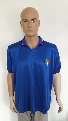 1986-1990 Italy Home Shirt