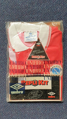 1991/92-1992/93 SSC Napoli 3rd Shirt: Size L Mens (Brand New in Bag)