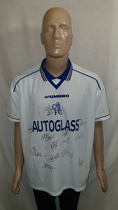 1998/99-1999/00 Chelsea Away Shirt (signed)