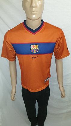1998/99 FC Barcelona Away Shirt