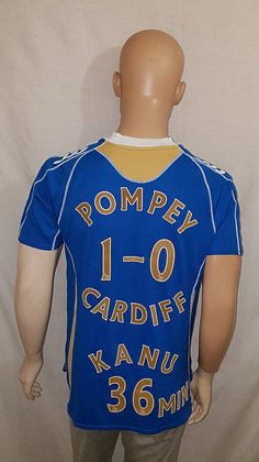 Portsmouth 2008 FA Cup Final Shirt