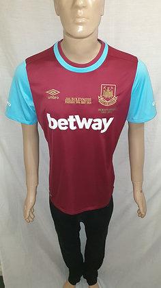 West Ham United 'Boleyn The Final Game' Shirt