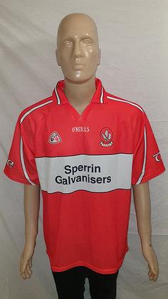 2004-2005 Derry Home Shirt