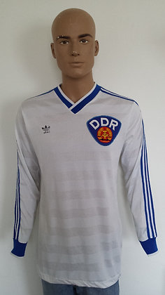 East Germany Home Shirt: Size L