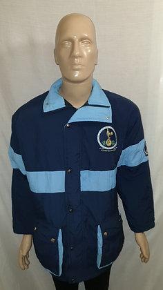 1991/92 Tottenham Hotspur Warm Up Shell Coat