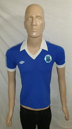 1978/79 Everton Home Shirt: Size 36/91 cm 34/36inch