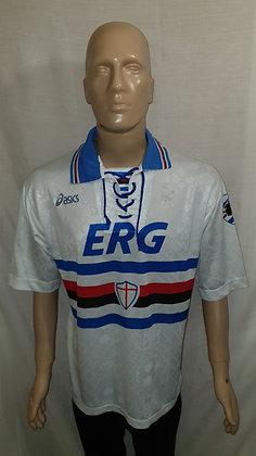1994/95 Sampdoria Away Shirt