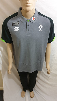 2017-2018 Ireland Pique Polo Shirt (Brand New with Tag)