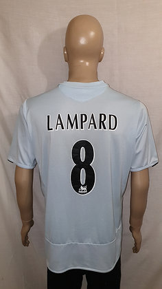 2005/06 Chelsea Away Shirt LAMPARD 8