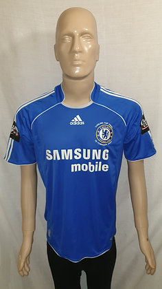 Chelsea 2007 Carling Cup Final Shirt