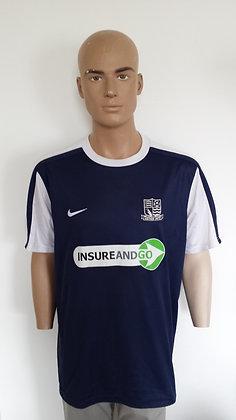 2009/10 Southend United Home Shirt: XL 45/47
