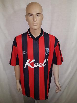 1998/99 Gillingham Away Shirt