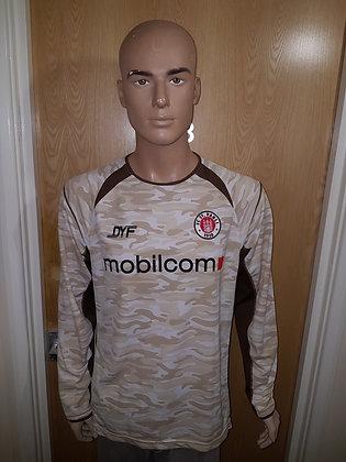 2005/06 FC St. Pauli Home Shirt