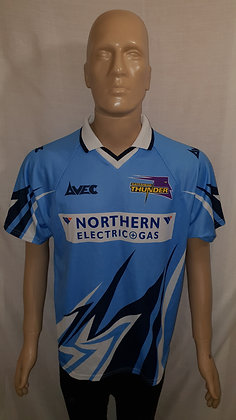 "1999 Gateshead Thunder Away Shirt: Size 38/40"""
