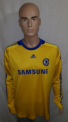 2008/09 Chelsea Player Issue Long Sleeved 3rd Shirt