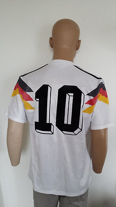 1989-1990 West Germany Home Shirt