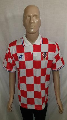 1996-1997 Croatia Home Shirt