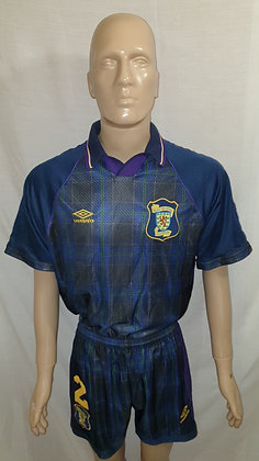 1994-1996 Scotland Home Shorts and Socks (Player Issue?)