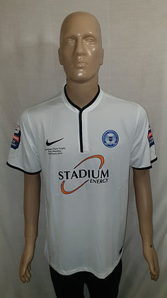 2014 Peterborough United JPT Final Shirt: BNWT