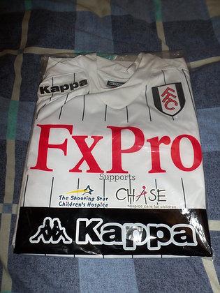 Fulham v Reading Home Charity Shirt: BNIB