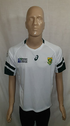 2015 South Africa Rugby World Cup Away Shirt