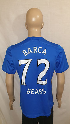 2012/13 Rangers Home Shirt BARCA BEARS 72