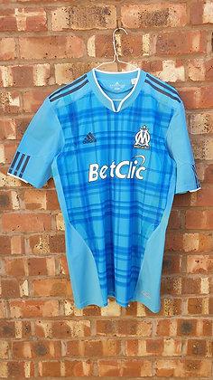 2010/11 Olympique de Marseille Away Shirt (Techfit Version)
