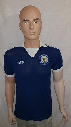 Scotland 1978 World Cup Home Shirt: 97/102cm